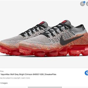 Nike Shoes - Nike Air VaporMax